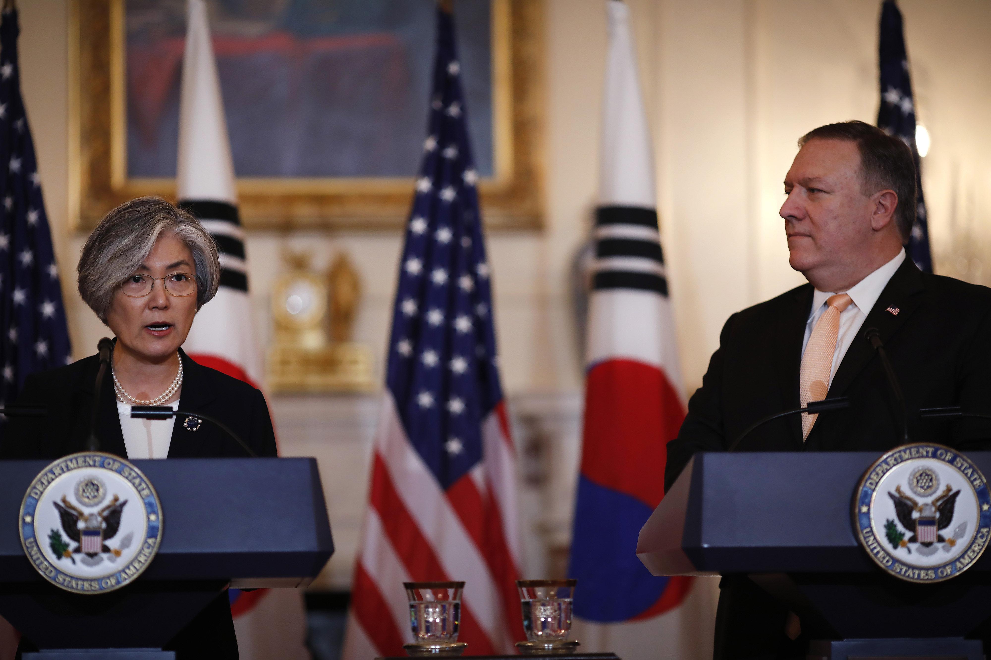 미국이 북한에 민간투자를 허용하겠다고 밝혔다