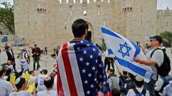Die USA eröffnen Botschaft in Jerusalem: 4 Dinge, die ihr dazu heute Morgen wissen