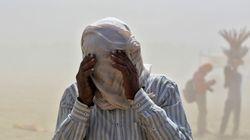Ινδία: Τουλάχιστον 41 νεκροί από αμμοθύελλες και