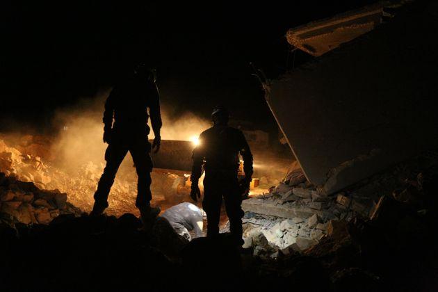 Συρία: 28 νεκροί σε βομβιστική επίθεση στην
