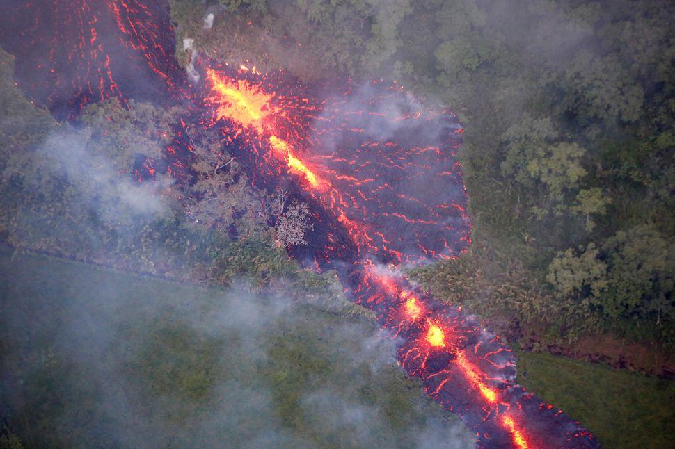 вулкан 2018 мая