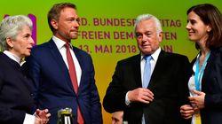 Russland entzweit FDP-Führung: Lindner und Kubicki widersprechen sich im Fall Seppelt