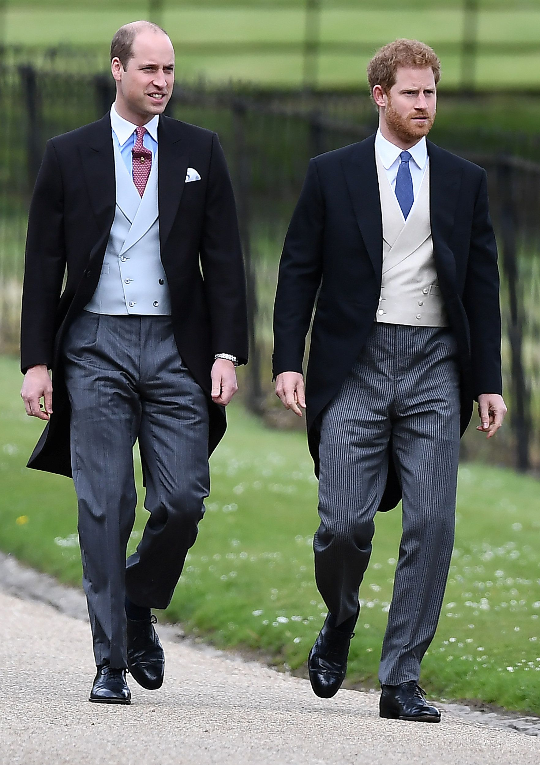 So hätten Prinz William und Prinz Harry eigentlich heißen sollen