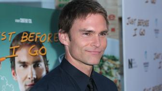 HOLLYWOOD, CA - APRIL 20:  Actor Seann William Scott attends the screening of Anchor Bay Entertainment's 'Just Before I Go' at ArcLight Hollywood on April 20, 2015 in Hollywood, California.  (Photo by David Buchan/Getty Images)