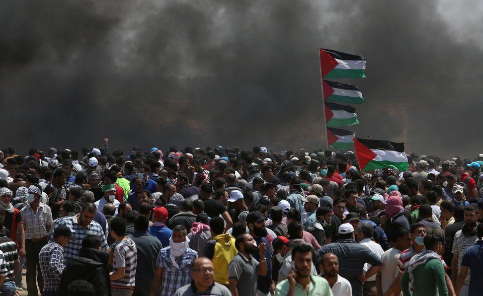 Αιματηρά επεισόδια στα σύνορα της Λωρίδας της Γάζας με το