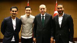 Erdogan-Eklat: Nationalspieler Özil und Gündogan treffen Präsidenten der Türkei