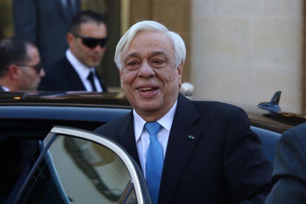 Παυλόπουλος: Τα σύνορα της Ελλάδας είναι και σύνορα της Ευρωπαϊκής