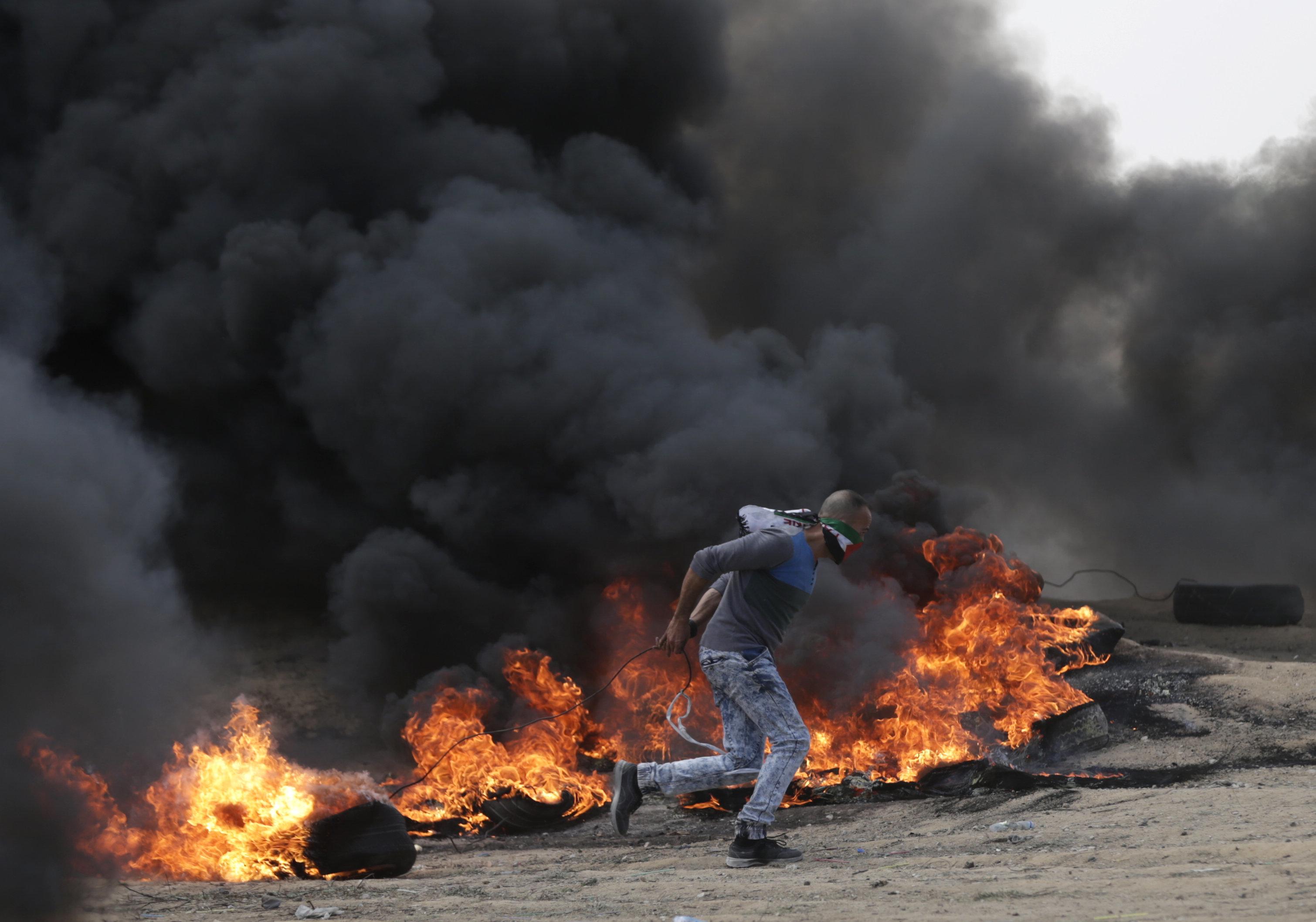 10 Palestiniens tués par des tirs israéliens — Ambassade US