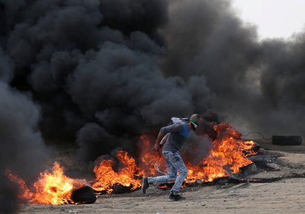 Gaza: sept palestiniens tués dans des affrontements avec l'armée