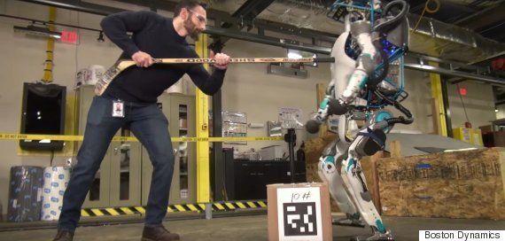 Boston Dynamics Has Made That 'Black Mirror' Robot Chase Scene A