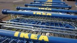 Eching: Ikea-Kunden streiten sich um Einkaufswagen – am Ende kommt die Polizei