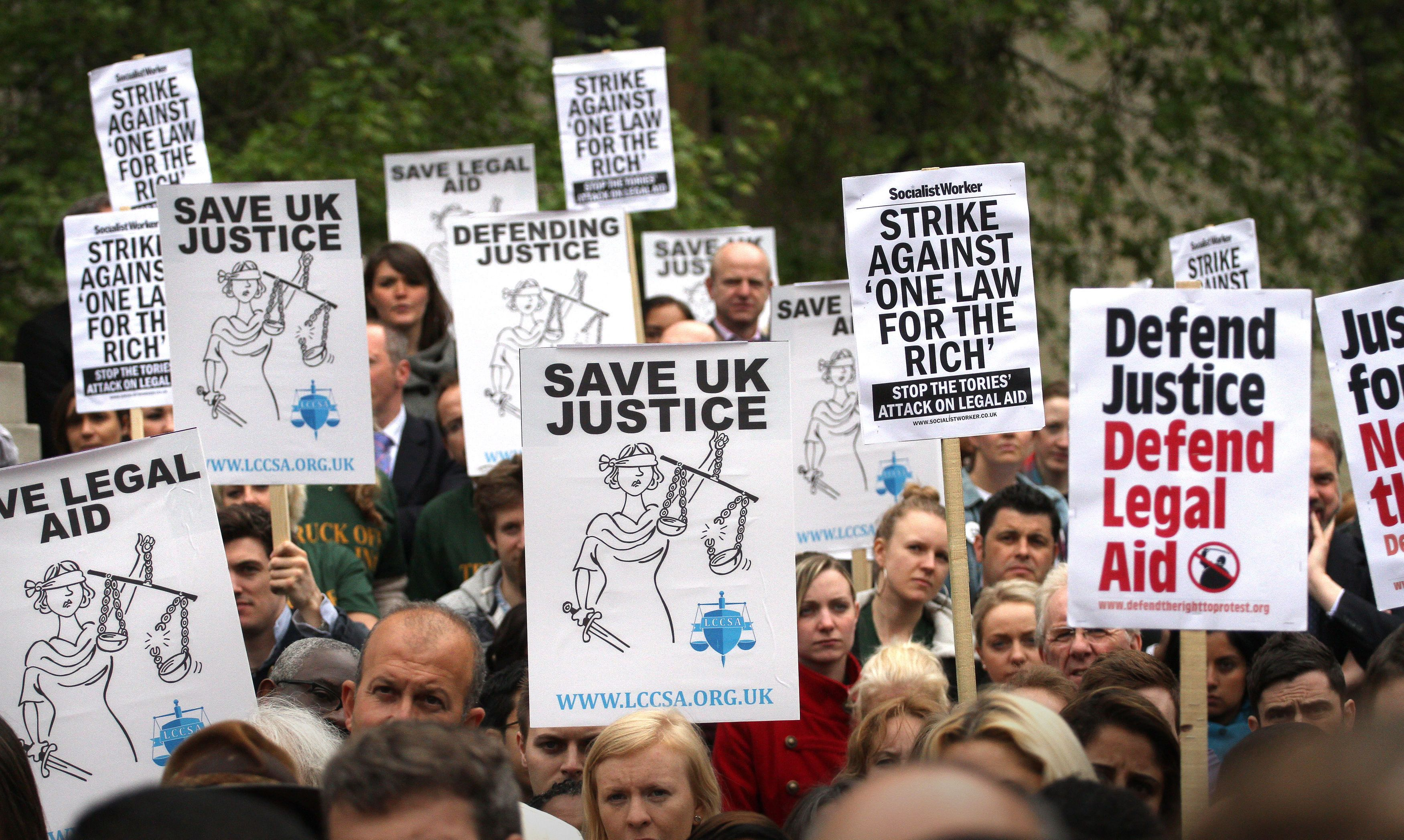 Immigrants Facing Deportation 'Could Be Unable To Defend Themselves' After Legal Aid