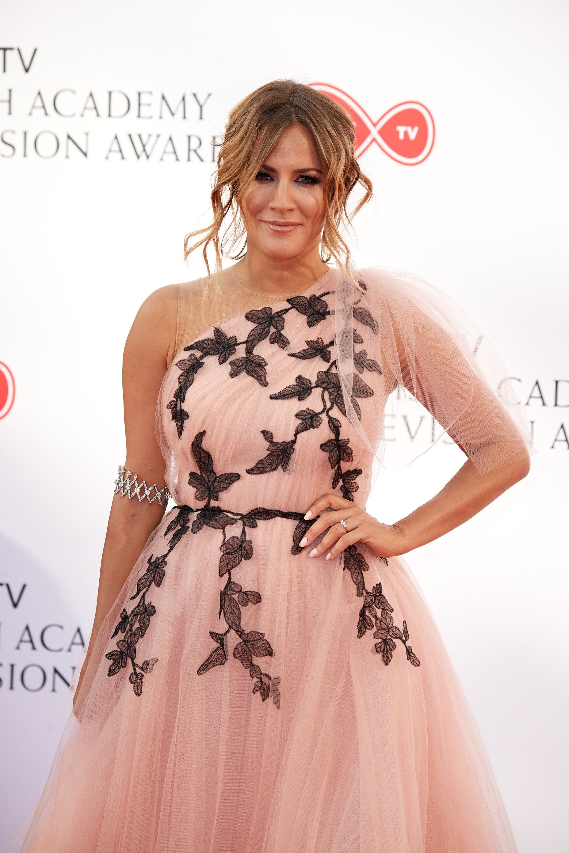 Caroline Flack Dismisses Age Gap Concerns Over Andrew Brady