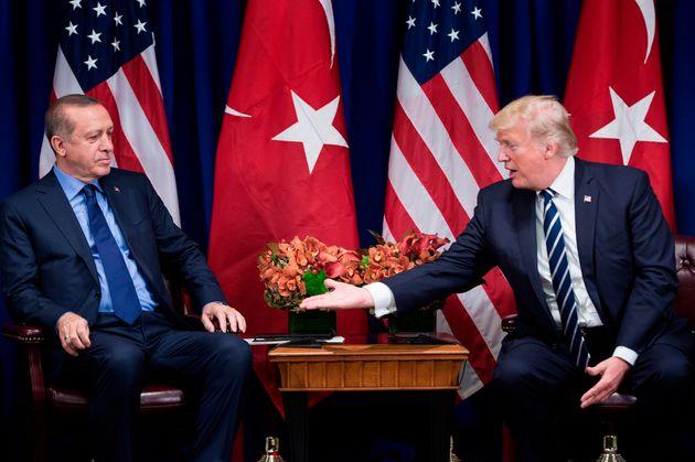 Ερντογάν: Οι ΗΠΑ έχασαν το δικαίωμα να μεσολαβούν στη Μέση