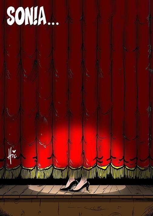 Décès de Sonia: le monde du théâtre, endeuillé, rend hommage à une artiste