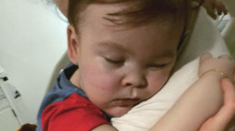 Hundreds Line The Streets Of Liverpool To Mark Alfie Evans'