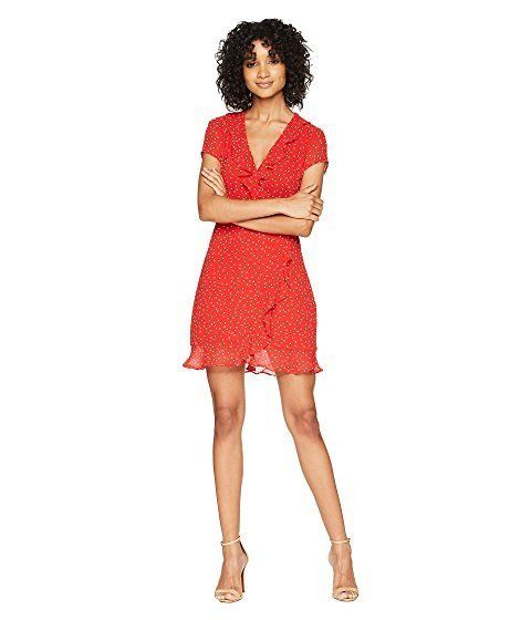 "<strong>Sizes</strong>: XS to L<br>Get it <a href=""https://www.zappos.com/p/bardot-backless-spot-dress-berry-spot/product/907"