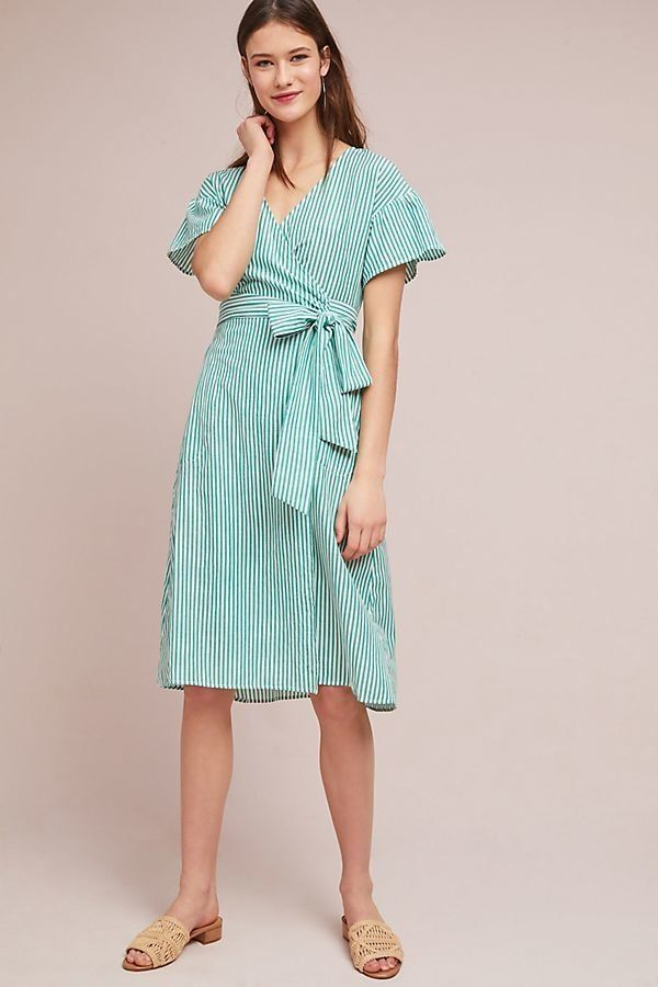 "<strong>Sizes</strong>: XXL to XL<br>Get it <a href=""https://www.anthropologie.com/shop/wilkes-striped-wrap-dress?category=SE"