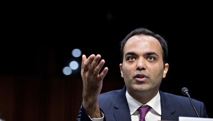 "Rohit Chopra, a new Federal Trade Commission member, appeared to take aim at Facebook in a memo to FTC staff urging ""aggressi"