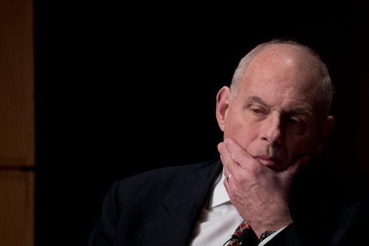 """White House chief of staff John Kelly told NPR that most undocumented immigrants aren't """"bad people,"""" butadded that the"""