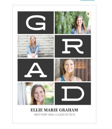 14 cheap but quality graduation announcements huffpost life snapfish filmwisefo