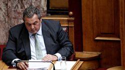 Καμμένος: Eυχαριστώ τον υπουργό Άμυνας της Ρουμανίας για την υποστήριξή του στο θέμα των ελλήνων