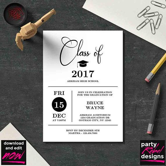 14 cheap but quality graduation announcements huffpost life etsy filmwisefo