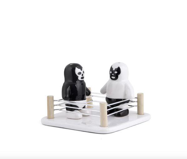 "<a href=""https://www.wayfair.com/kitchen-tabletop/pdp/kikkerland-luchador-3-piece-salt-pepper-shaker-and-tray-set-kkl2570.htm"