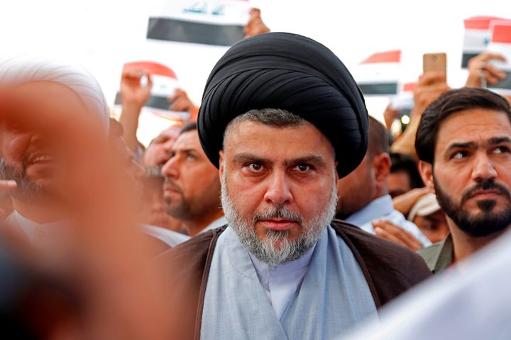 Muqtada al-Sadr has a zealous following among the young, poor and dispossessed.