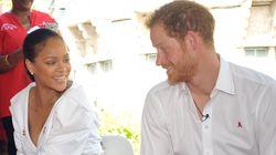 Ρώτησαν την Rihanna αν θα πάει στον βασιλικό γάμο και εκείνη έδωσε την πιο φυσική (και αστεία)