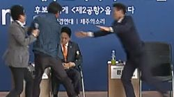 원희룡이 '딸이 쓴 호소문'에 대한 심경을