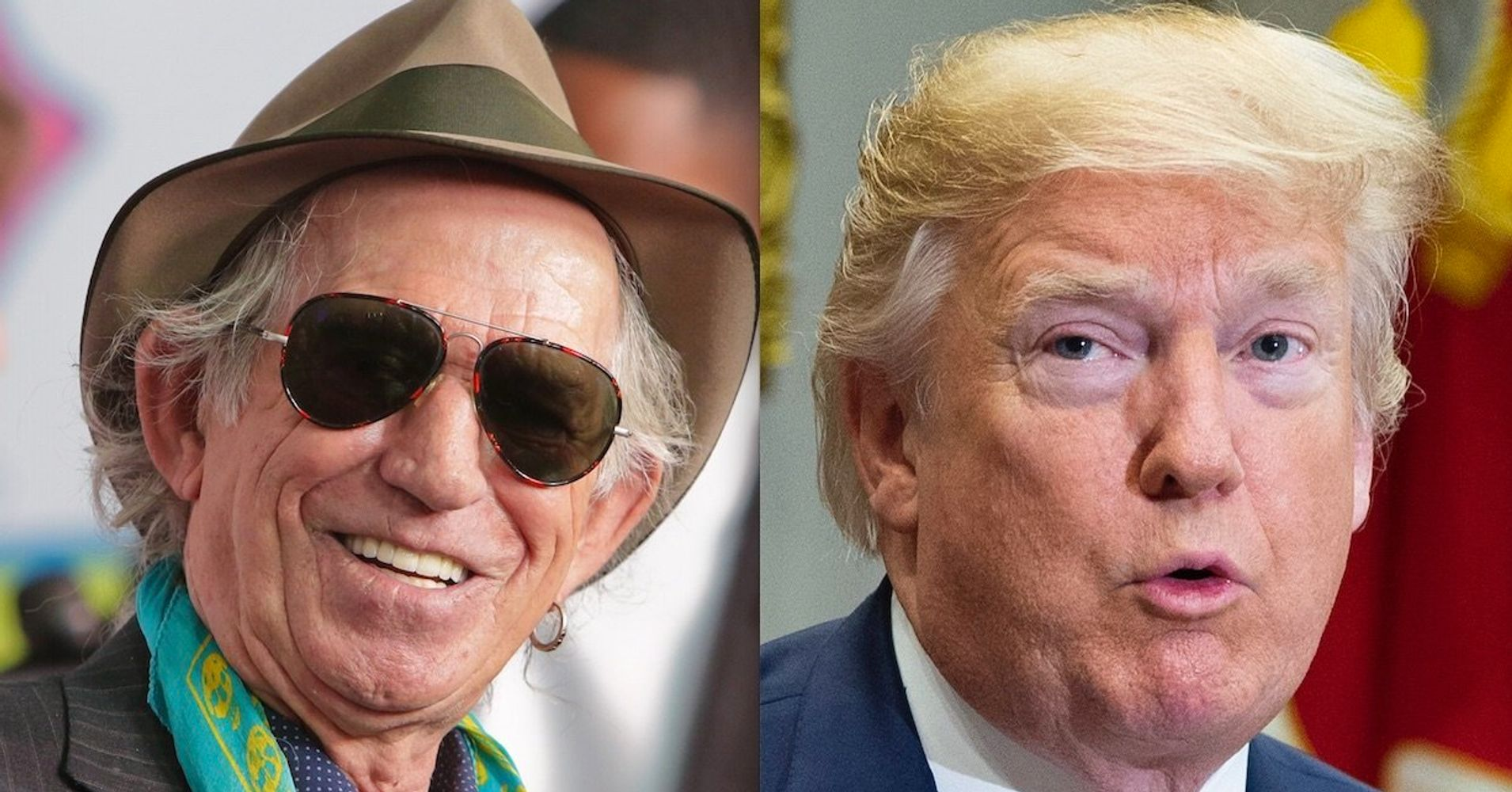 Keith Richards Explains How He Got Rid Of Trump Nearly 30 Years Ago