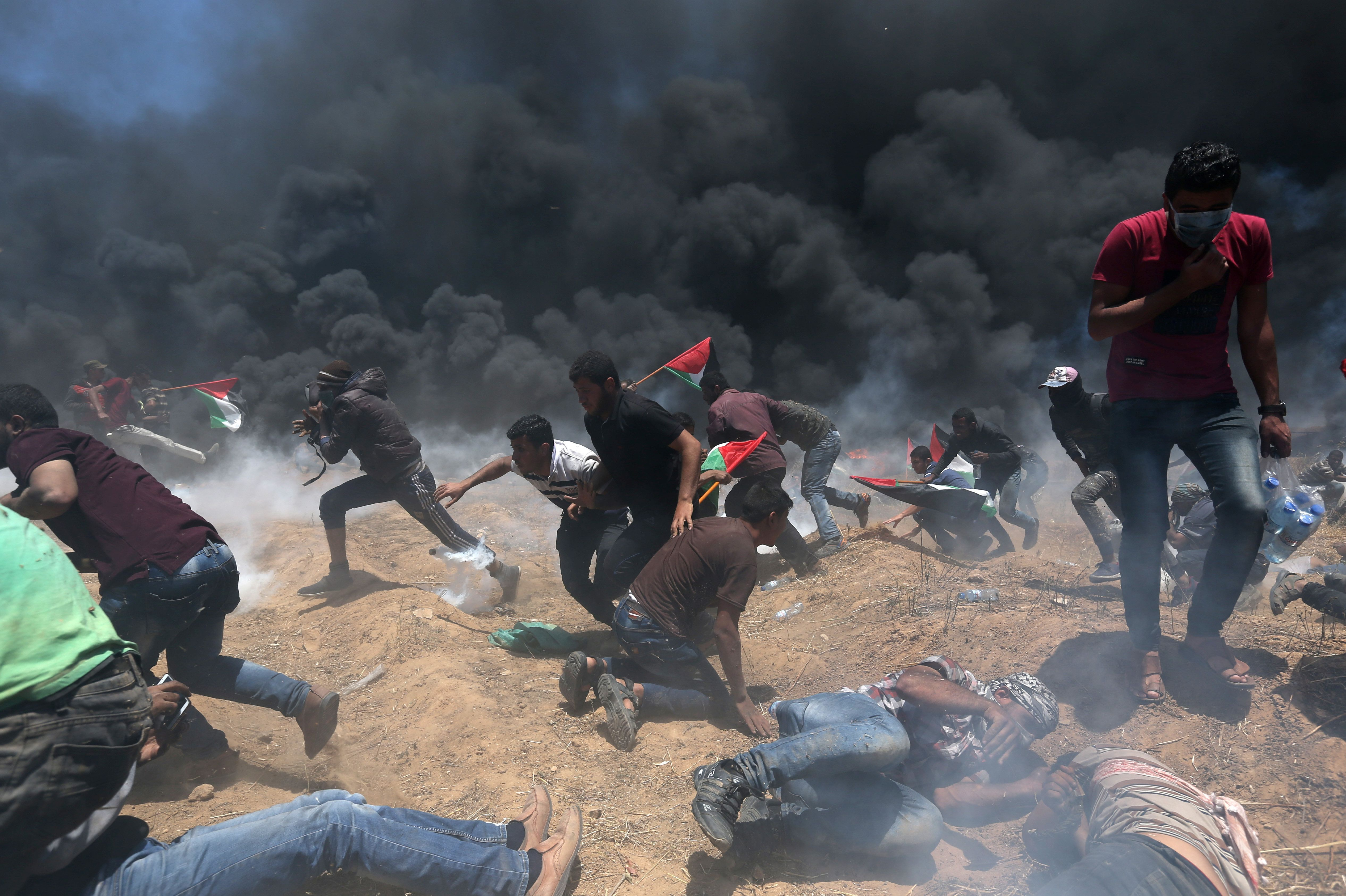 White House Blames Deadly Gaza Violence On Hamas 'Propaganda'