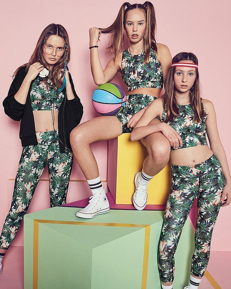 Sweaty Betty Removes Image Of New Children's Range After Complaints It Was