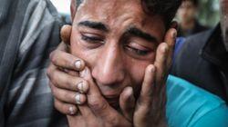 팔레스타인에서 '헝거 게임'같은 잔혹극이 펼쳐지고
