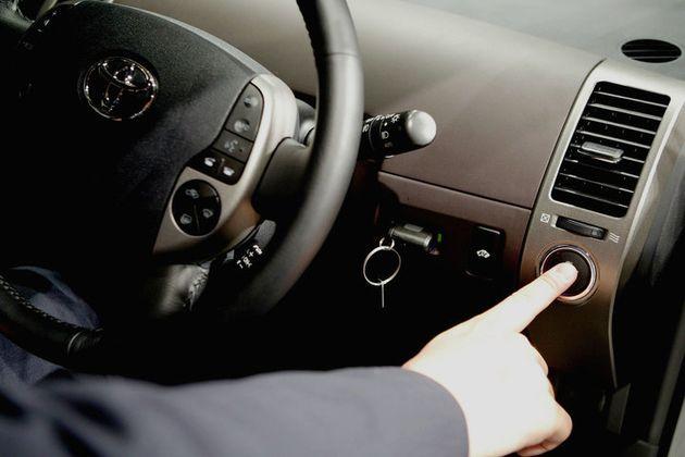 자동차의 버튼식 시동장치가 위험할 수 있는