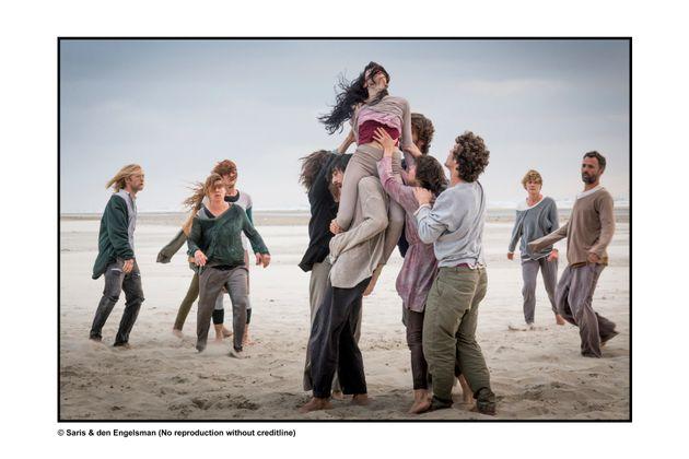H Compañia Sharon Fridman με τη χορογραφία Free Fall ανοίγει το φετινό Διεθνές Φεστιβάλ Χορού