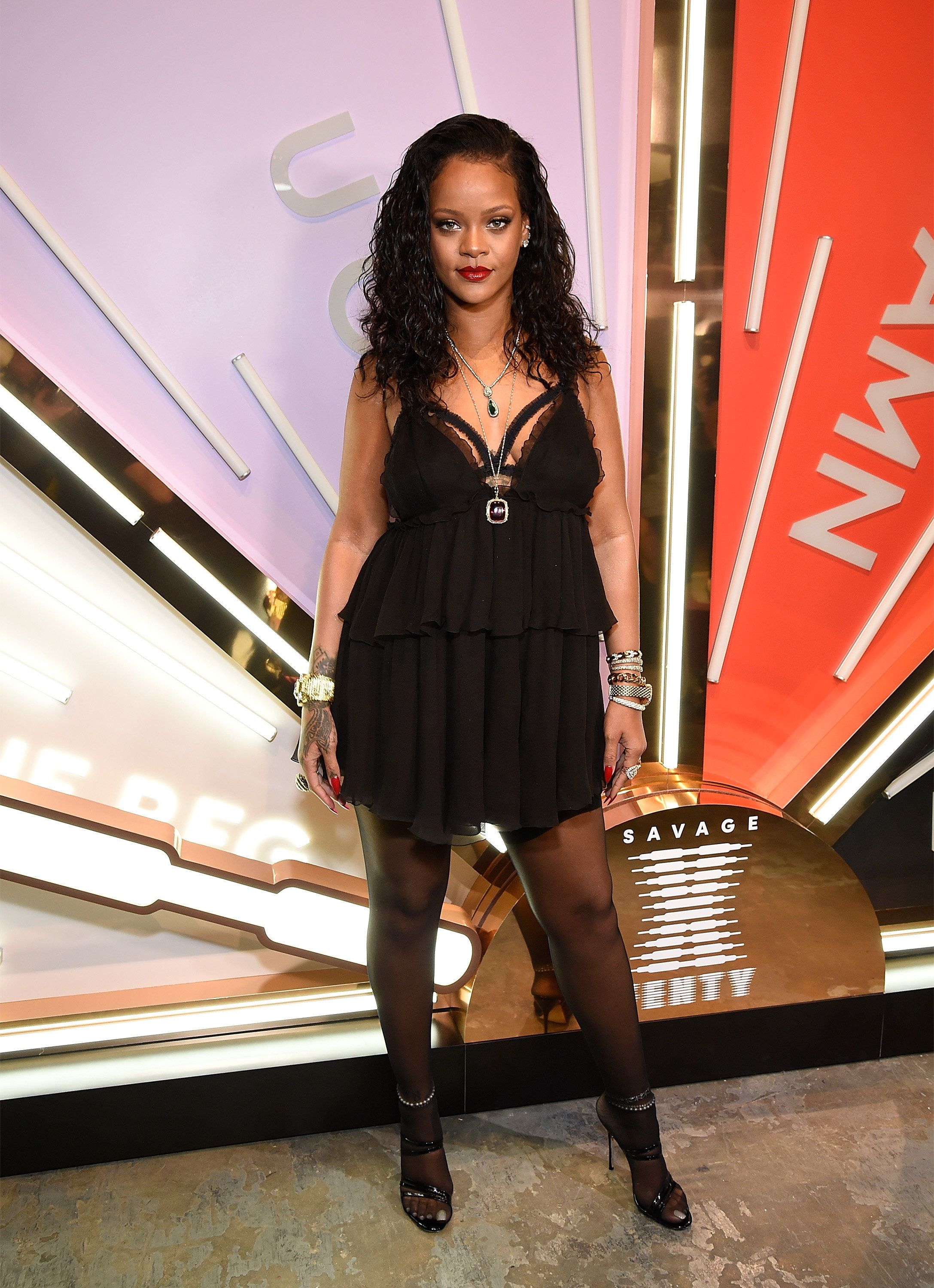 Rihanna Stalker Charged After Allegedly Breaking Into Her Hollywood