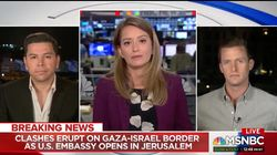 Fireworks In Israel, Missiles In Gaza: News Anchor's Mistake Reveals Stark Divide