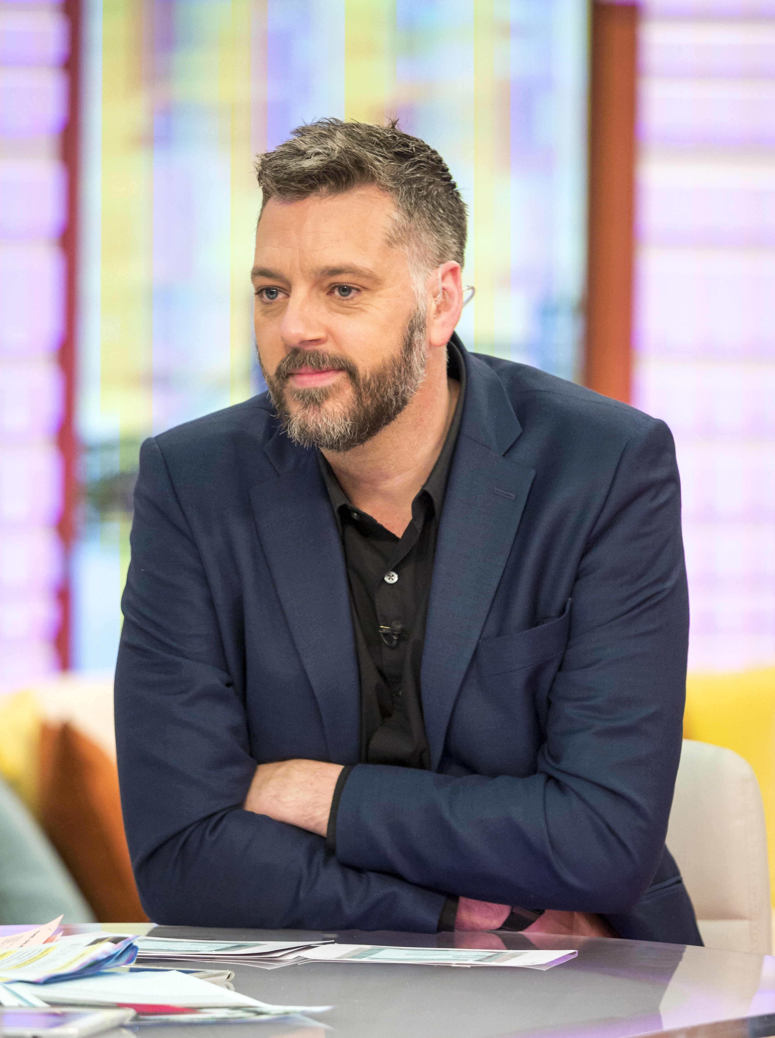 Comedian Iain Lee Details Lasting Effect Of Childhood Sexual