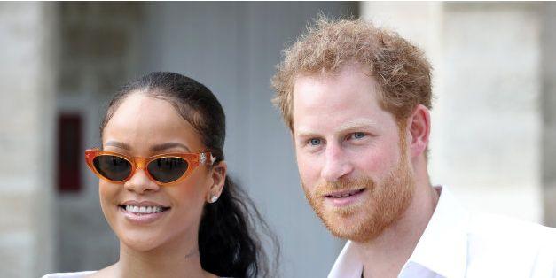 Rihanna invitée au mariage du prince Harry et Meghan Markle? Elle a une sacrée répartie...