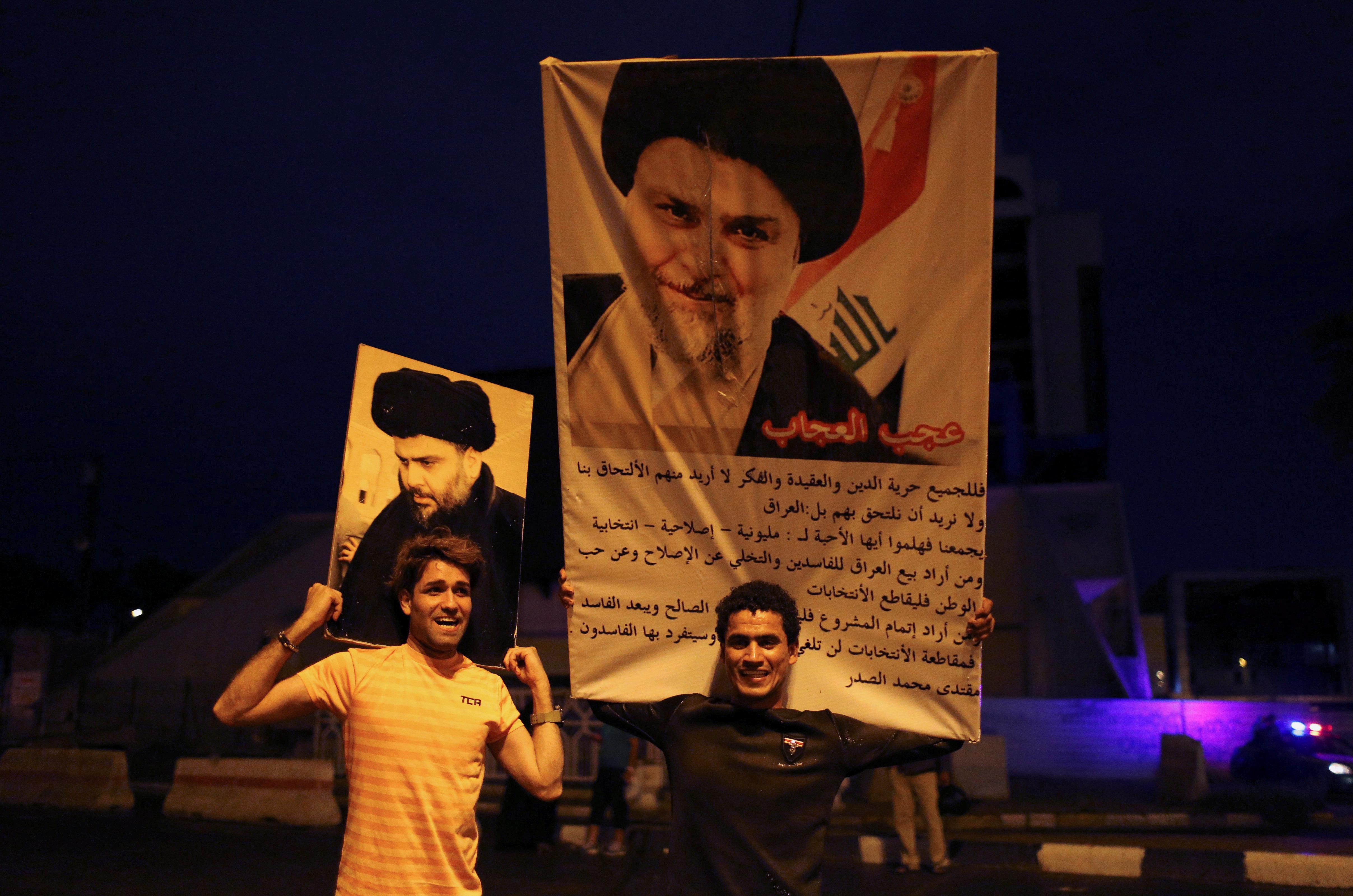 Ιράκ: Η νίκη του Μοκτάντα αλ-Σαντρ στις εκλογές, ηχηρό χαστούκι στο Ιράν και πλήγμα στην αμερικανική επιρροή στην
