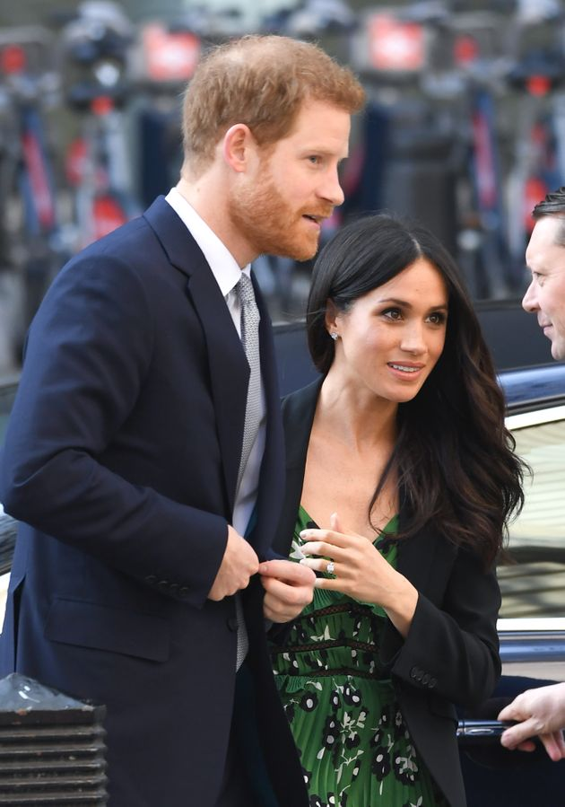 Meghan will marry Prince Harry on