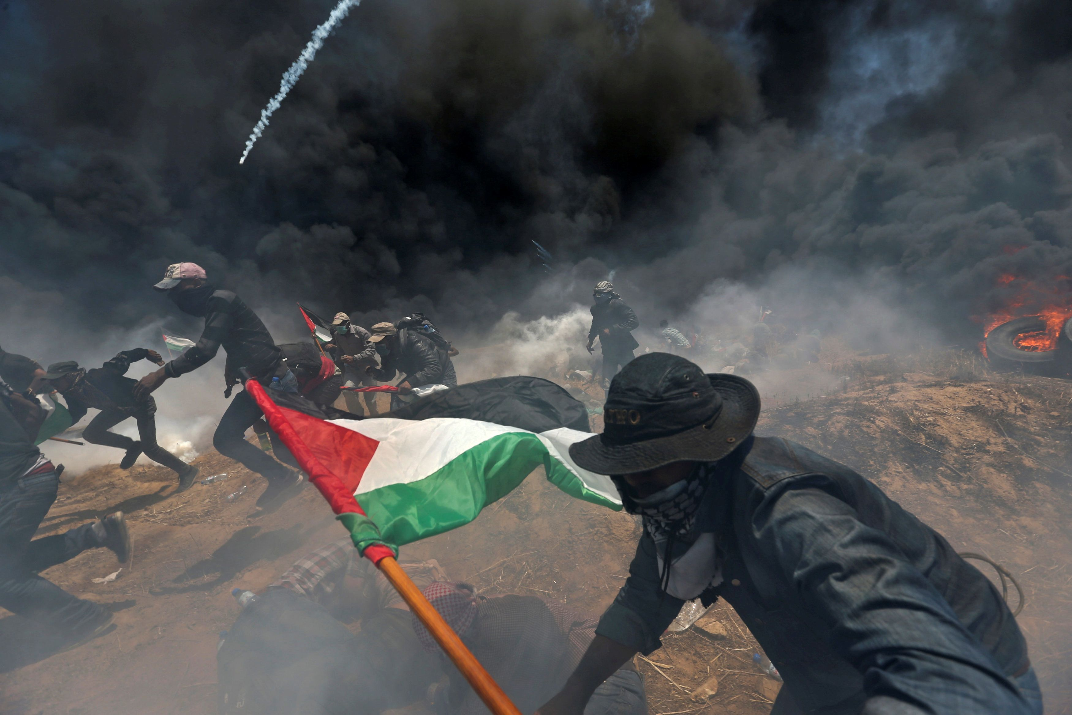 What Is Happening In Gaza? Why Palestinians Are Protesting – And Dying