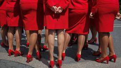 Η αεροσυνοδός Meghan και ο φροντιστής Harry: Η British Airways γιορτάζει τον βασιλικό