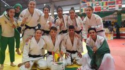 Championnats d'Afrique de Judo: l'Algérie sacrée chez les
