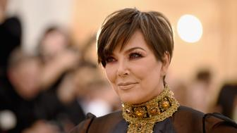NEW YORK, NY - MAY 07:  Kris Jenner attends the Heavenly Bodies: Fashion & The Catholic Imagination Costume Institute Gala at The Metropolitan Museum of Art on May 7, 2018 in New York City.  (Photo by Jason Kempin/Getty Images)