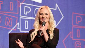 PASADENA, CA - JULY 29:  Tomi Lahren at 'Chelsea Handler in Conversation with Tomi Lahren' panel during Politicon at Pasadena Convention Center on July 29, 2017 in Pasadena, California.  (Photo by Joshua Blanchard/Getty Images for Politicon)