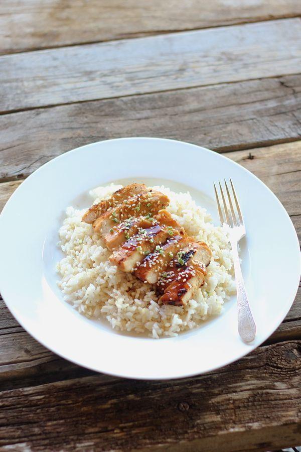 "<strong>Get the <a href=""https://lovelylittlekitchen.com/homemade-teriyaki-chicken-rice/"" target=""_blank"">Homemade Teriyaki C"