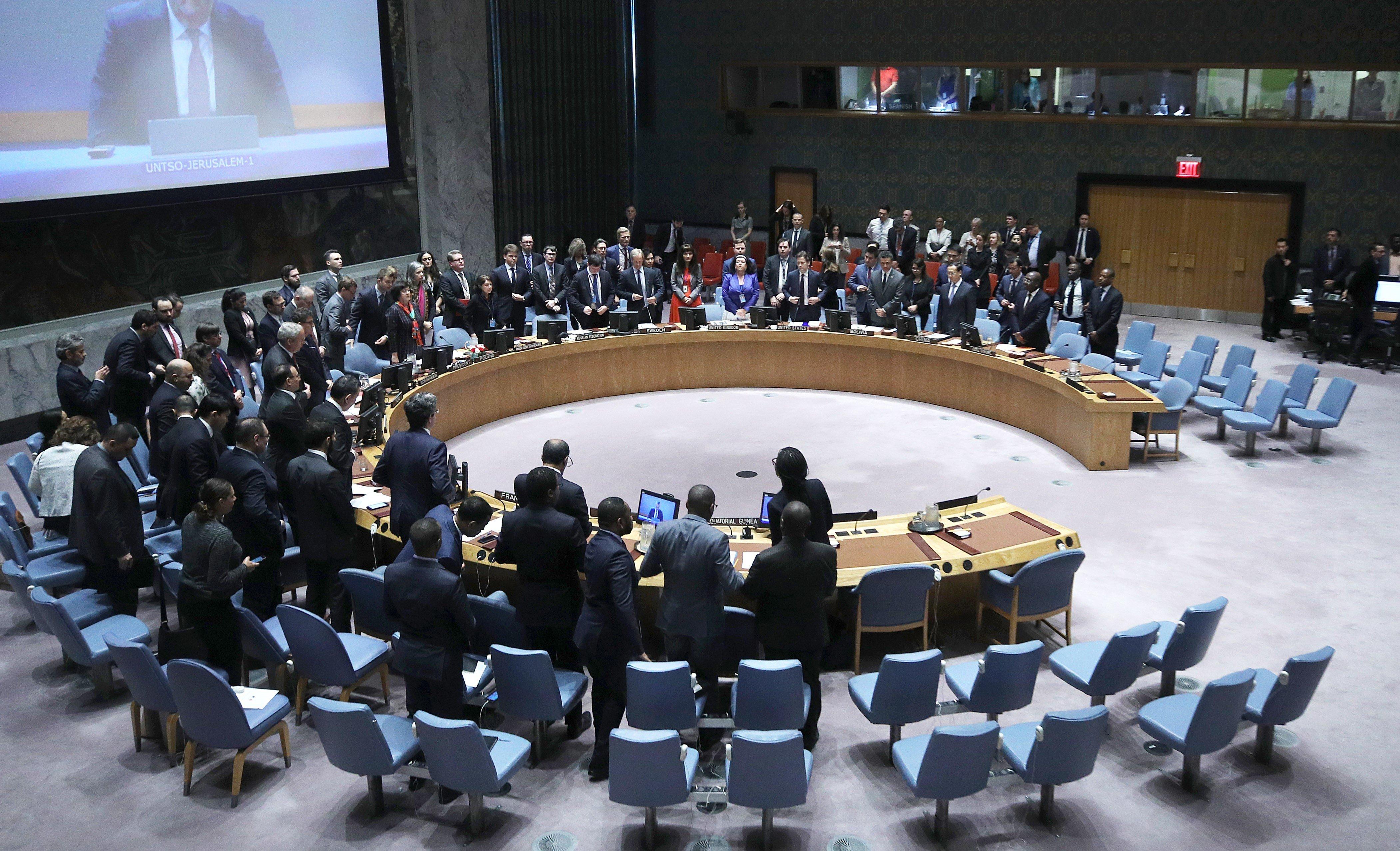 Διχασμένο το Συμβούλιο Ασφαλείας του ΟΗΕ για τη Γάζα. Διεθνή προστασία ζητά το Κουβέιτ, «αυτοσυγκράτηση» στη στάση του Ισραήλ...
